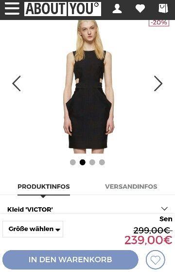 asos shop kleider produkt