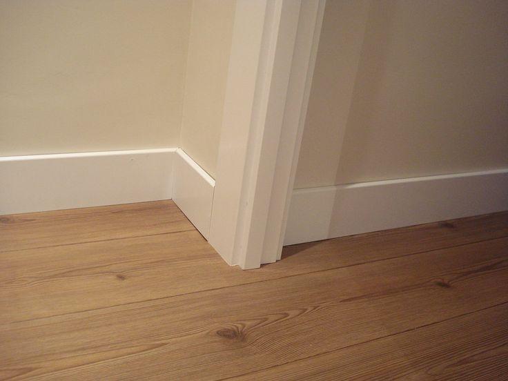 El post de las casas con puertas blancas chang 39 e 3 - Tipos de tarimas flotantes ...