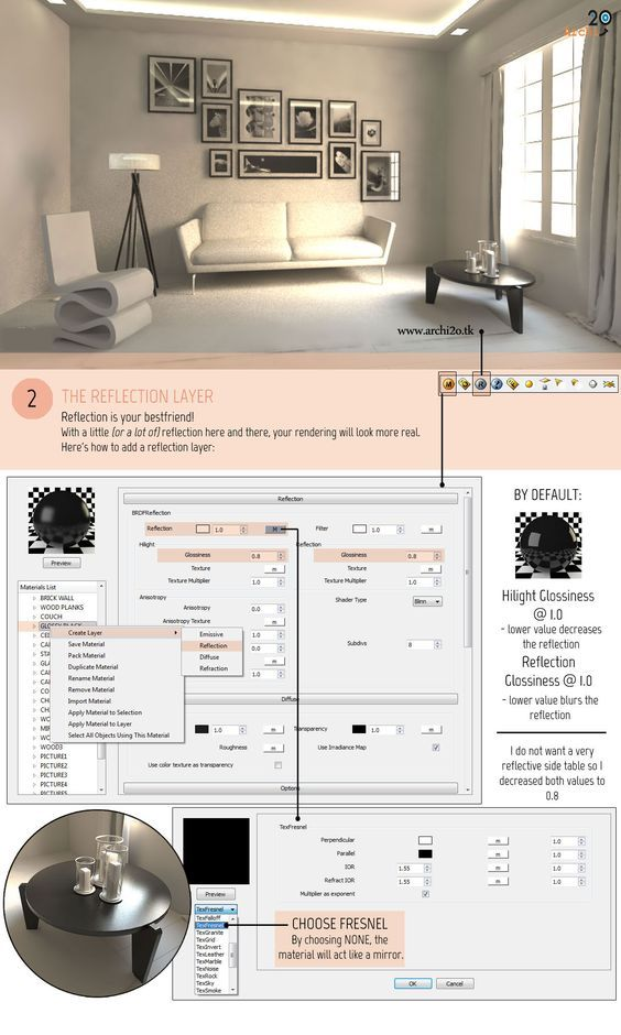 After discussing the basics of Vray for SketchUp Illumination, I'm moving  forward with this tutorial by attempting to explain and demonstrate the  different ...