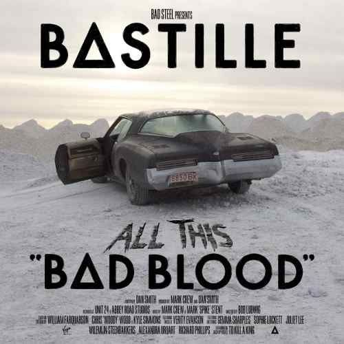 Bastille -all This Bad Blood - 2 Cds