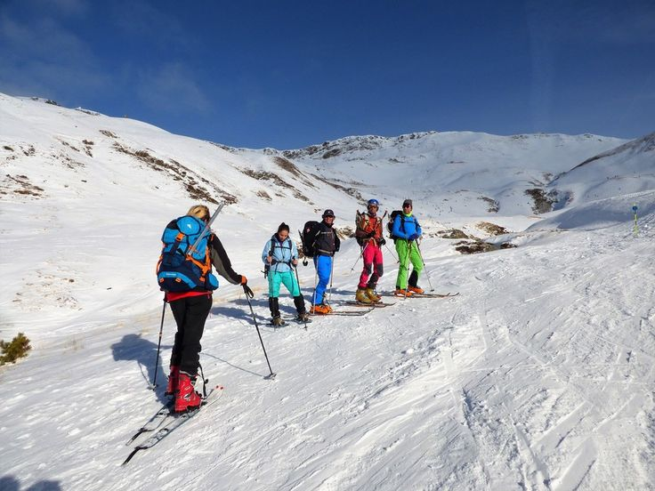 CRÓNICAS   MONTAÑERAS: Malacara 2268 m.