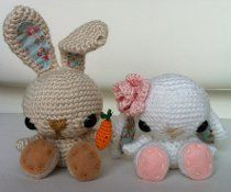 Spring Bunnies - just pinning cuz they're so darn cute!