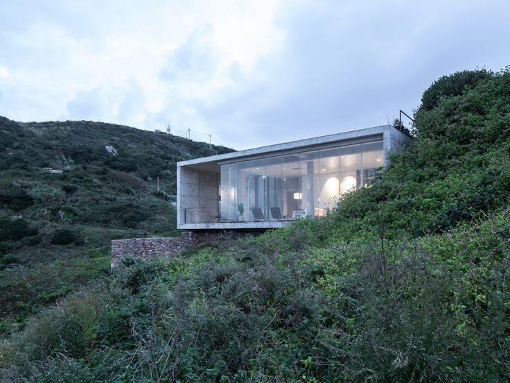 Gallery of Rural House Renovation in Zhoushan / Evolution Design - 4