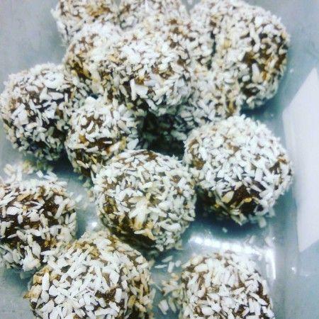 Chokladbollar (LCHF)