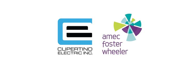 Cupertino Electric, AMEC Foster Wheeler Build One of the Largest Photovoltaic Solar Projects in the U.S.#solar