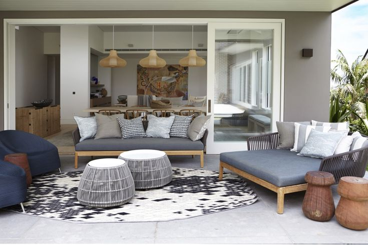 The best residential interior decoration of 2015: Hare + Klein for Curraweena House, NSW