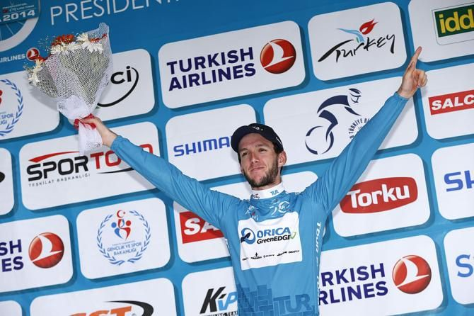 Presidential Cycling Tour of Turkey 2014 - Adam Yates (Orica - GreenEdge)