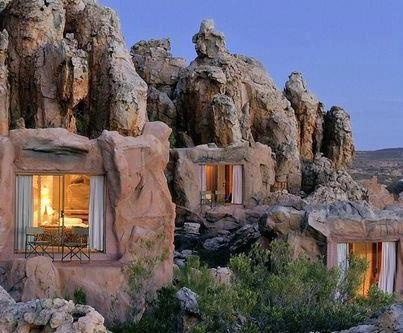 Unusual accommodation in South Africa BelAfrique - Your Personal Travel Planner www.belafrique,co.za