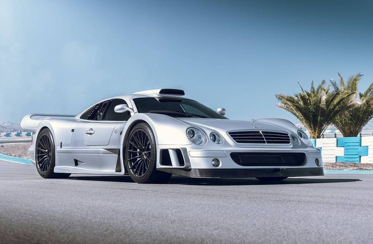 Mercedes CLK GTR #asphaltassassins