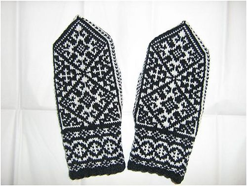 Andalus Mittens
