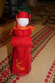 """Мастер-класс: кукла-оберег """"На беременность"""" - Ярмарка Мастеров - ручная работа, handmade"""