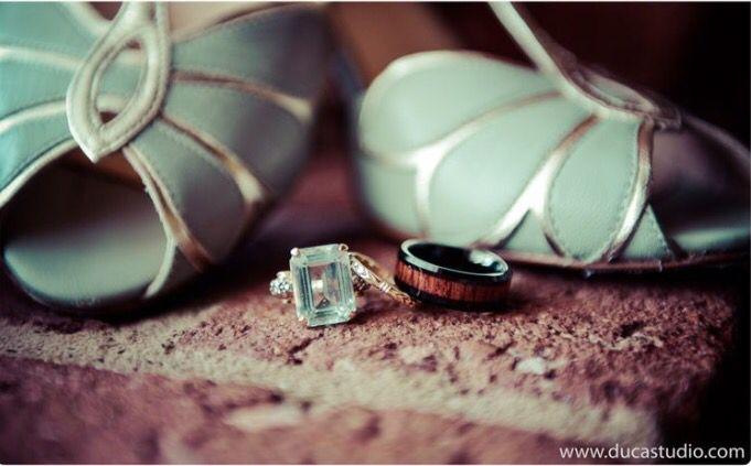 Duca Studio Wedding Ring Photography
