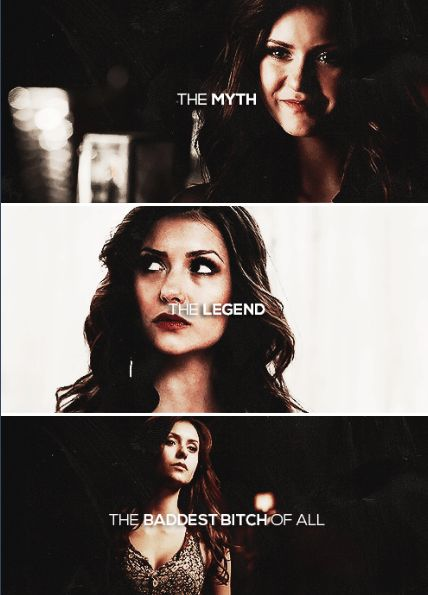 Tvd Finale 8x16 - Katherine is back!