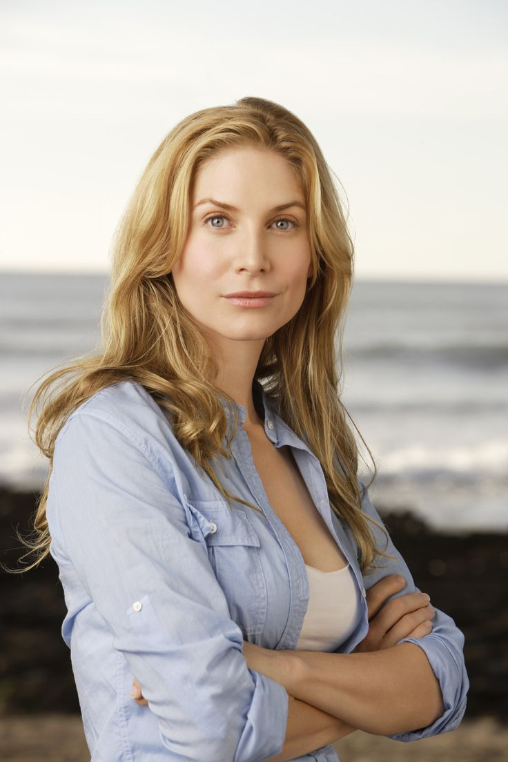"Lost S3 Elizabeth Mitchell as ""Dr. Juliet Burke"""