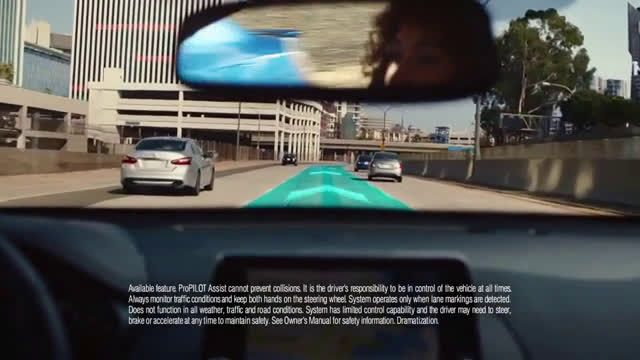 Nissan Commercial Song >> Nissan 2019 Nissan Altima Create Your Own Lane Song By