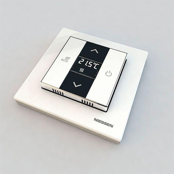 Niessen presenta su nueva colección de mecanismos eléctricos Sky