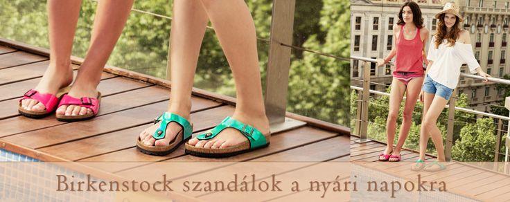 Válasszon Birkenstock papucsokat, szandálokat a nyári napokra.  http://www.komfortlabbeli.hu/
