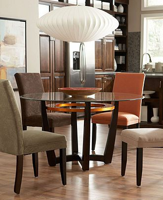 Cappuccino Dining Room Furniture Collection Furniture Macy 39 S Home Decor Pinterest