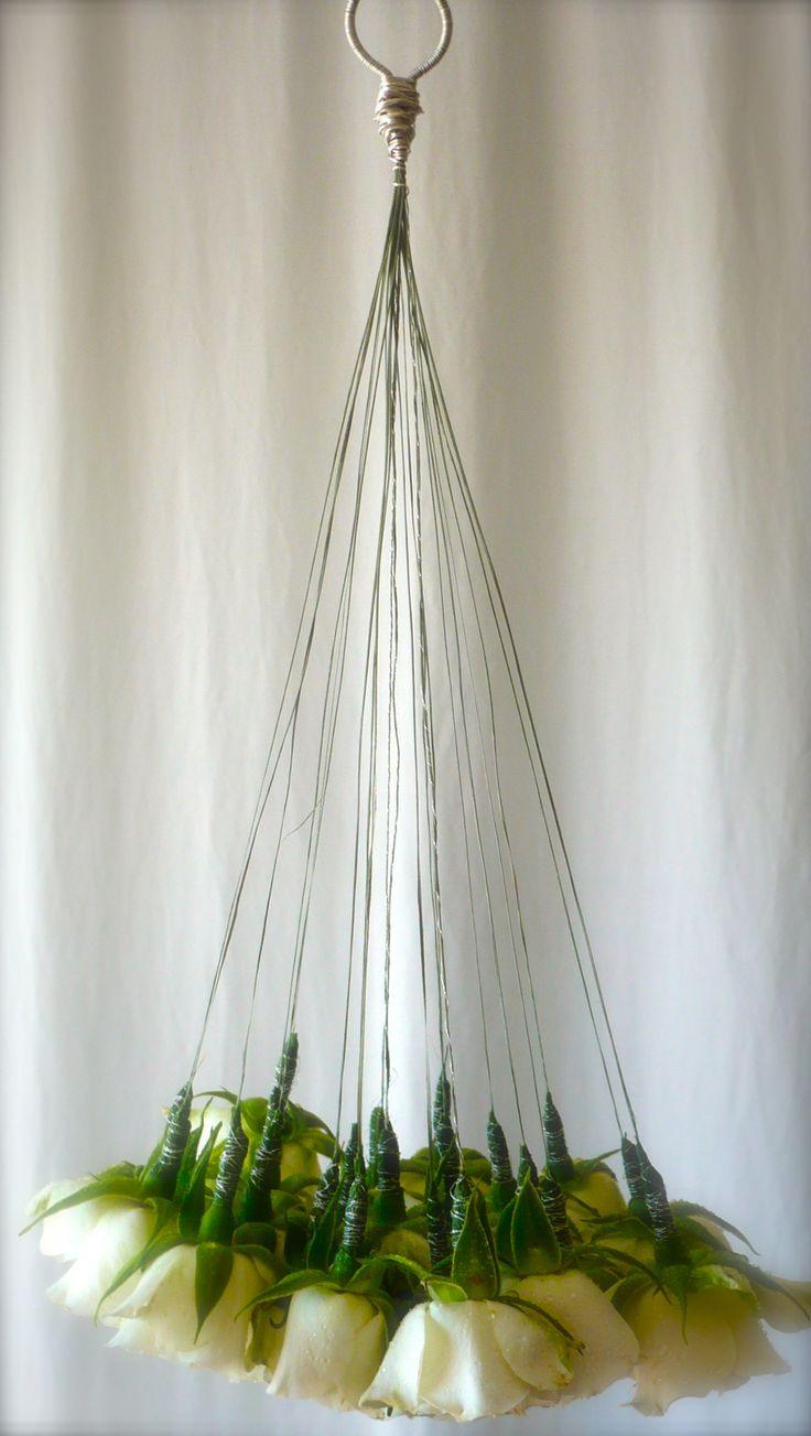 Bridal bouquet ~ Artesaniaflorae   Plant Craft en Floral Art