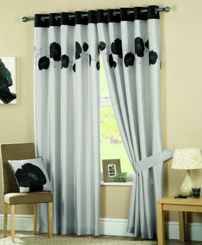 Meer dan 1000 ideeën over Black Eyelet Curtains op Pinterest ...