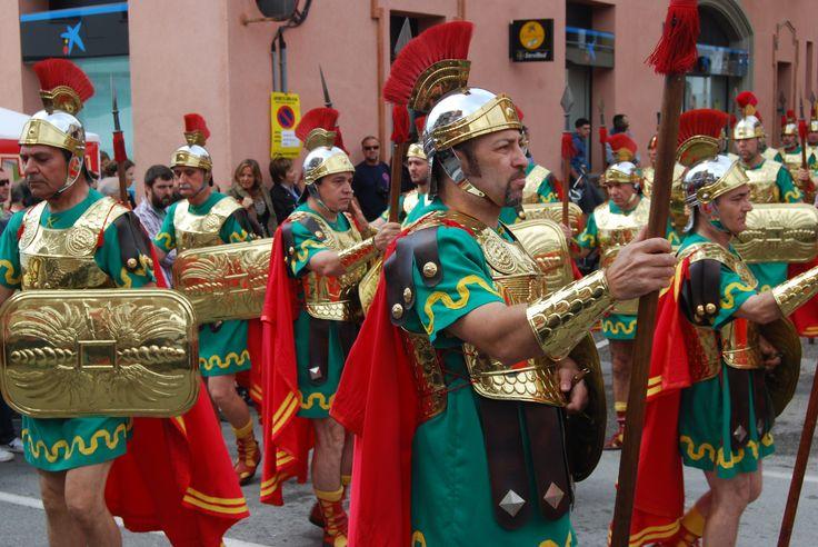 Cabrera: festa romana (2011)