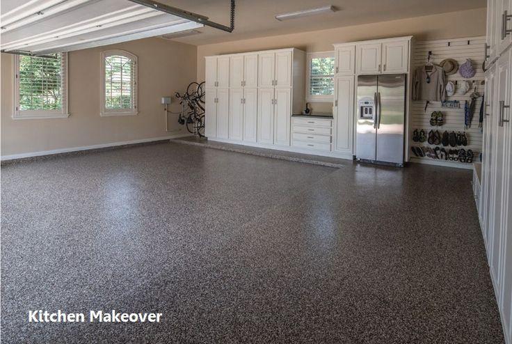 New Kitchen Makeover Ideas Kitchenmakeover Garage Makeover Garage Floor Epoxy Garage Floor Coatings