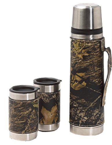 Camo Travel Mug Set