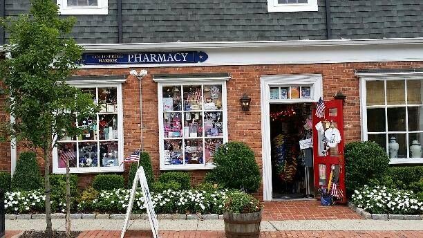 Cold Spring Harbor Pharmacy, Cold Harbor, NY  http://www.cshpharmacy.net/