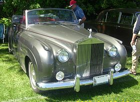 '61 Rolls-Royce Silver Cloud Convertible (Hudson).JPG