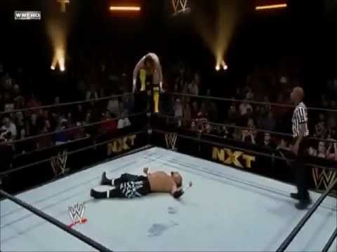 One of the most impressive moves I've ever seen.  A corkscrew, Shooting Star Press!