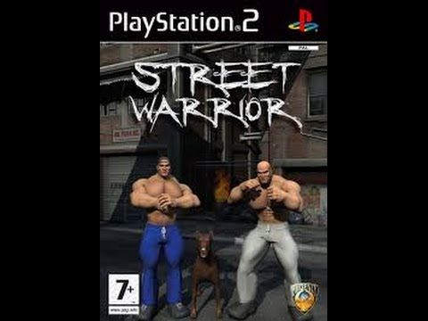 LET'S PLAY STREET WARRIOR FOR PS2 EUROPE LONGPLAY REVIEW OBSCURE RARE GAME