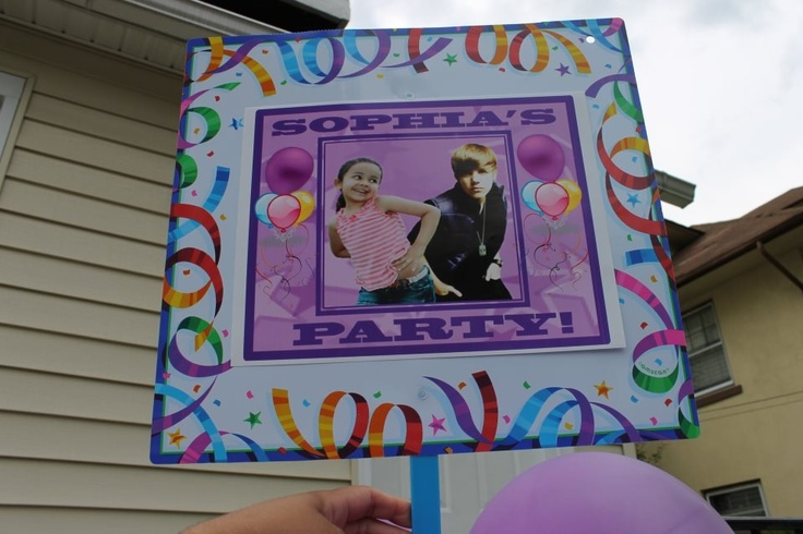 ... party party theme kids party forward justin bieber party decorations
