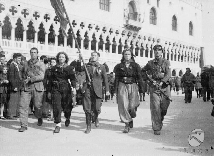 Partigiani a Venezia