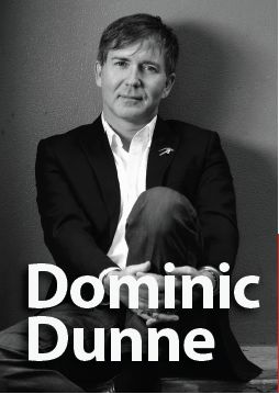 Dominic Dunne : Adventures of a compulsive traveller. Available at Hurstville Library