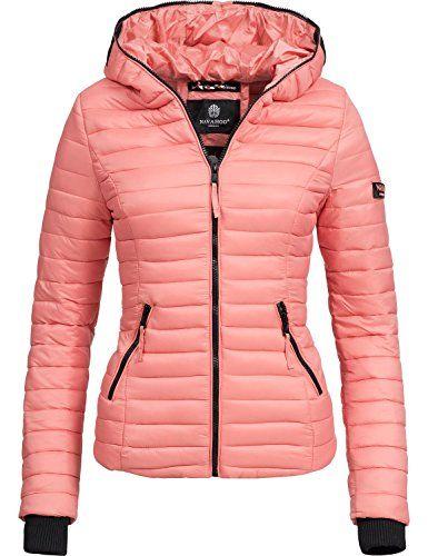 starke verpackung neues Erscheinungsbild tolle Auswahl Navahoo Damen Jacke Übergangsjacke Steppjacke Kimuk (vegan ...