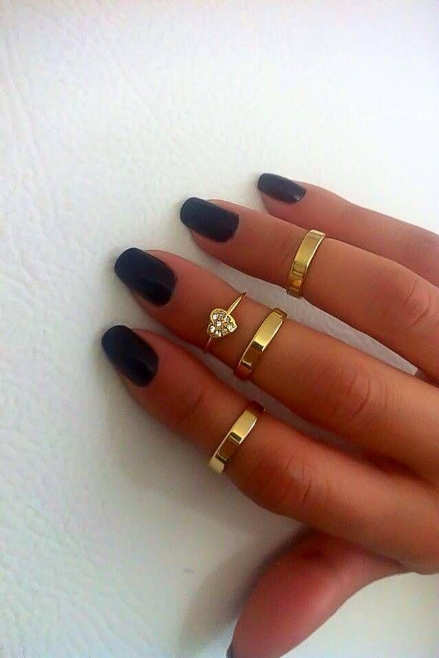 Finger Nail Ring