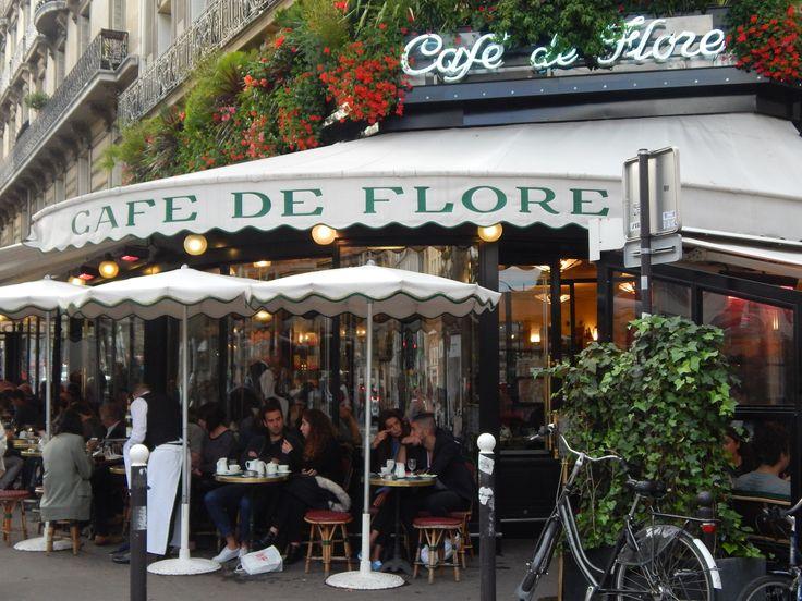 #CafedeFlore #Paris