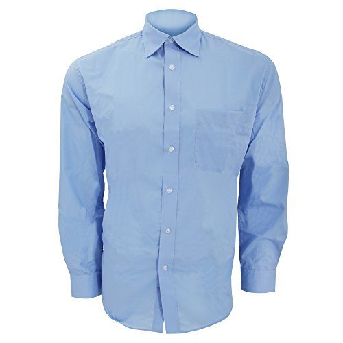 143 kr. Kustom Kit Mens Long Sleeve Business Shirt (19inch) (Ligh... https://www.amazon.co.uk/dp/B00AWIDF5C/ref=cm_sw_r_pi_dp_x_qtw4xbJ1000AA