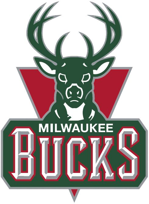 Milwaukee Bucks Primary Logo 2007-2015