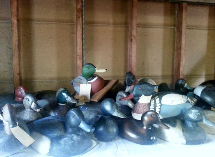 We have great Duck Decoys for sale at Crown City Estate Sale @ www.crowncityestatesales.com