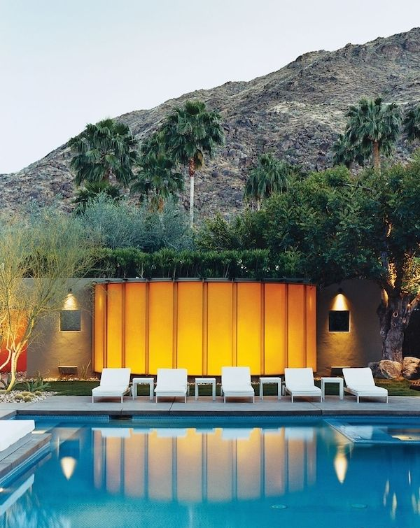 1000 ideas about modern outdoor living on pinterest for Palm springs modern furniture