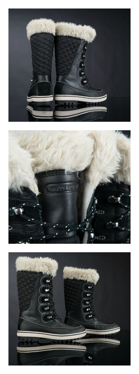 Keep warm while looking your best in the Helly Hansen Garibaldi snow-boot #Womens #Boots