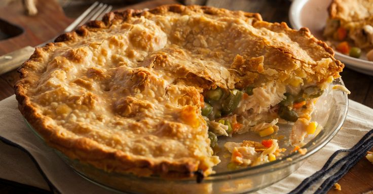 This Traditional Pot Pie Is Just As Good As We Remember!