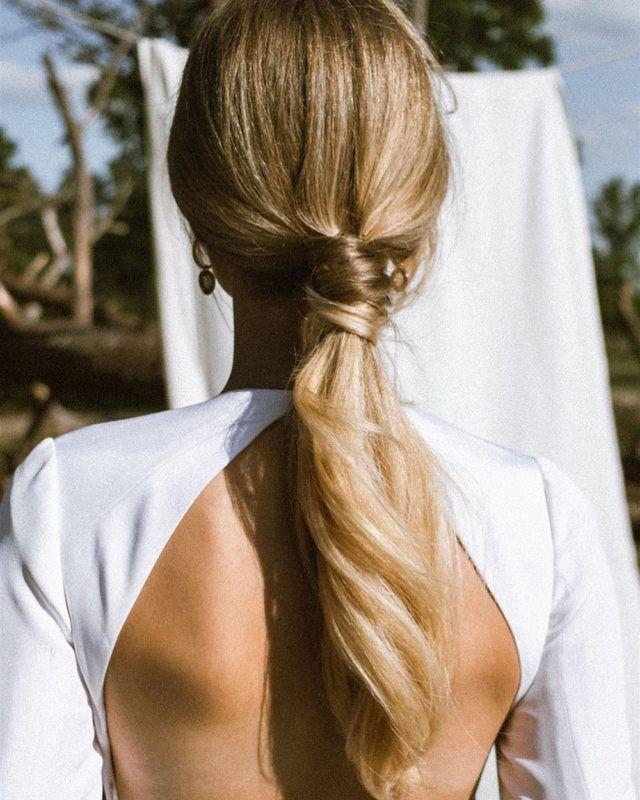 Galerie Mit Hochzeitsideen Brautfrisur Frisur Braut Haarschonheit