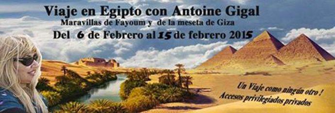 Investigación La investigación arqueológica e histórica Gigal sobre las pirámides Las Maravillas de FAYUM y de la meseta de GIZA : del 6 de Febrero AL 15 de Febrero 2015