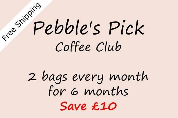 Looking for a gift? Start here 👉  Gift Coffee Subscription - 2 bags per month for 6 months  http://pebbleandpine.co.uk/products/monthly-coffee-subscription-6?utm_campaign=crowdfire&utm_content=crowdfire&utm_medium=social&utm_source=pinterest