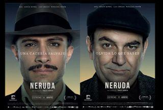 Café de las Américas: Neruda, la película