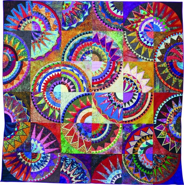 98 best New York Beauty quilts images on Pinterest | Circles ... : canadian quilting association - Adamdwight.com