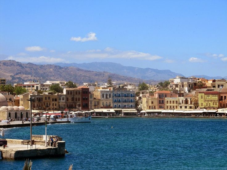 Chania, Crete, Greece