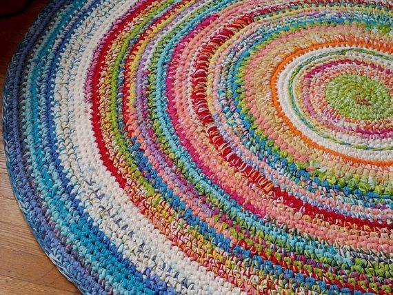 Custom Mad Woman Rug/Crochet Rug/Rugs/Rug/Area Rugs/Floor Rugs/Large Rugs/Handmade Rug